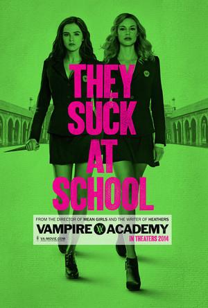 Póster de Vampire Academy
