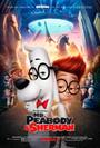 Cartel de Las aventuras de Peabody y Sherman