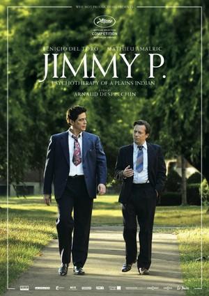 Póster de Jimmy P.