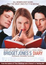 Póster de El diario de Bridget Jones