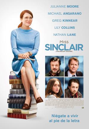 Póster de Miss Sinclair