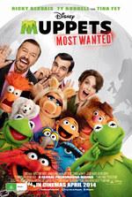 Póster de El tour de los Muppets