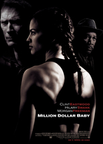 Póster de Million Dollar Baby