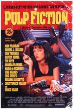 Póster de Pulp Fiction