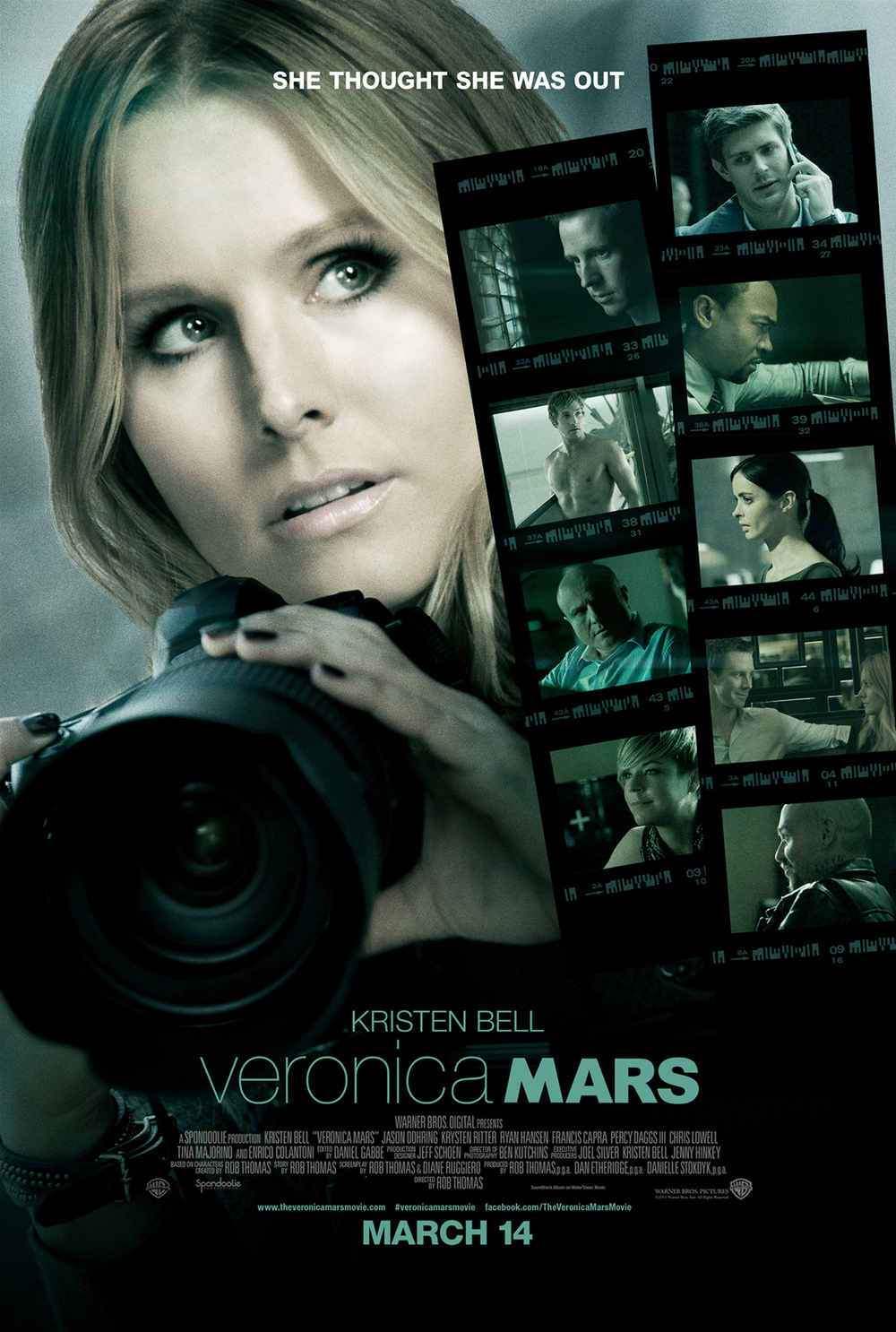 Póster de Veronica Mars, la película
