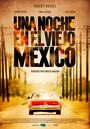 Cartel de Una noche en el viejo México