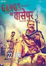Cartel de Gangs of Wasseypur. Parte 1