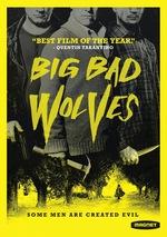 Póster de Big Bad Wolves