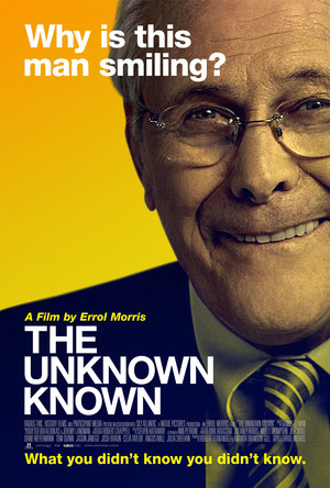 Póster de The Unknown Known: The Life and Times of Donald Rumsfeld