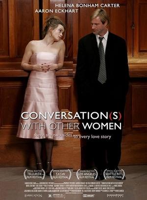 Póster de Conversaciones con otras mujeres