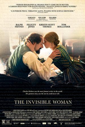 Póster de La mujer invisible