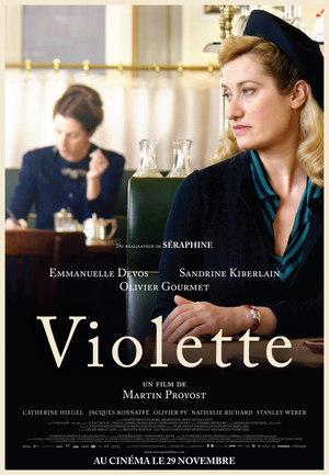 Póster de Violette