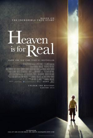 Póster de El cielo es real