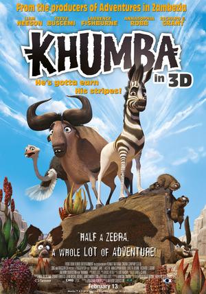 Póster de Khumba