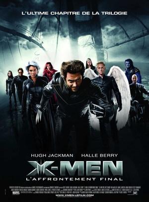 Póster de X-Men: La decisión final