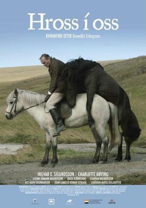 Póster de De caballos y de hombres