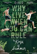 Póster de The Kings of Summer