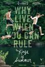 Cartel de The Kings of Summer