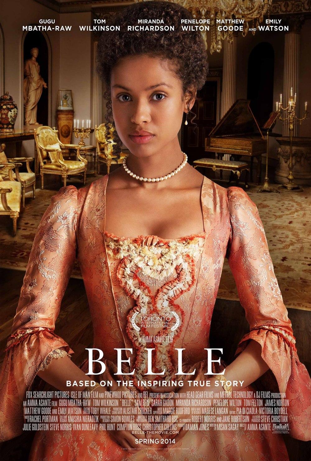 Póster de Belle
