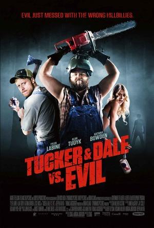 Póster de Tucker & Dale contra el mal