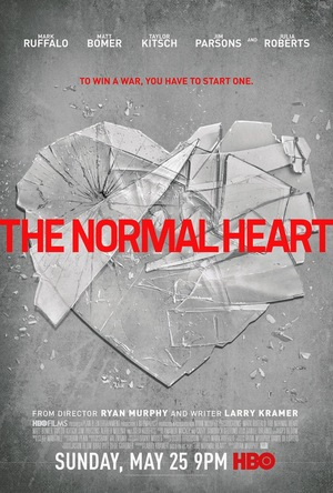 Póster de The Normal Heart