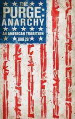 Póster de Anarchy: La noche de las bestias