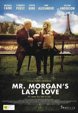 Póster de Mi amigo Mr. Morgan
