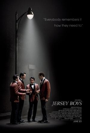 Póster de Jersey Boys
