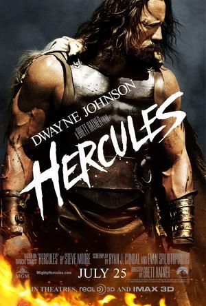 Póster de Hércules