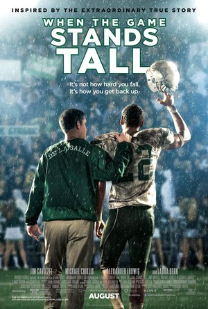 Póster de When the Game Stands Tall
