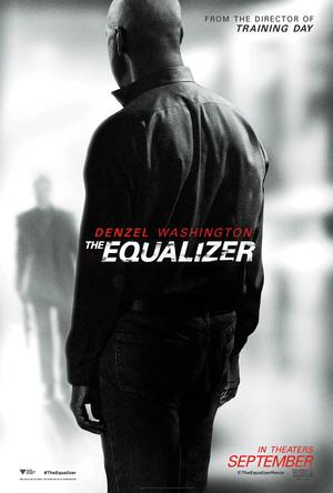 Póster de El protector (The Equalizer)