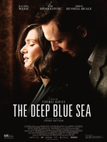 Póster de The Deep Blue Sea