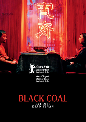 Póster de Black Coal, Thin Ice