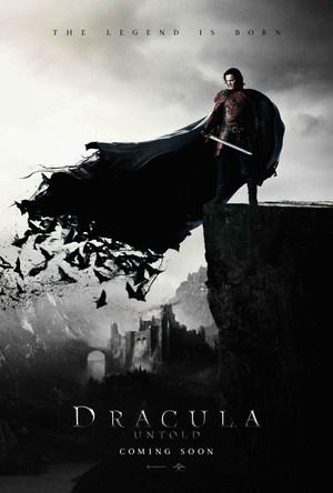 Póster de Drácula, la leyenda jamás contada