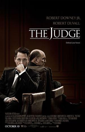Póster de El juez
