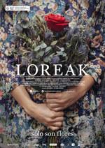 Póster de Loreak (Flores)