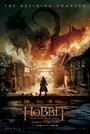 Cartel de El Hobbit: La batalla de los cinco ejércitos