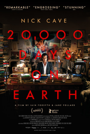 Póster de 20.000 días en la Tierra
