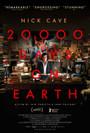 Cartel de 20.000 días en la Tierra