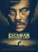 Póster de Escobar: Paraíso perdido