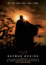 Póster de Batman Begins