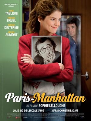 Póster de Paris-Manhattan