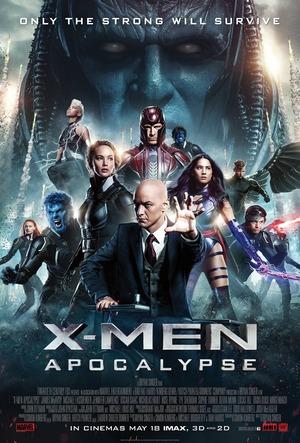 Póster de X-Men: Apocalipsis