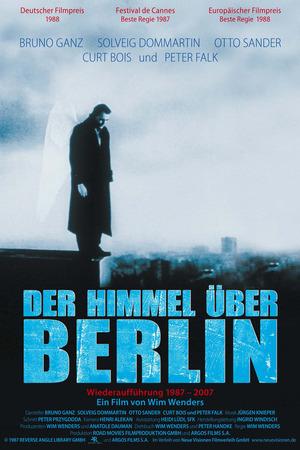 Póster de El cielo sobre Berlín