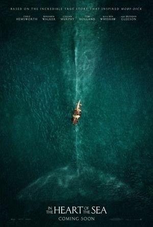 Póster de En el corazón del mar