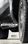 Cartel de Fast & Furious 7
