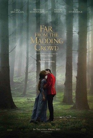 Póster de Far from the Madding Crowd