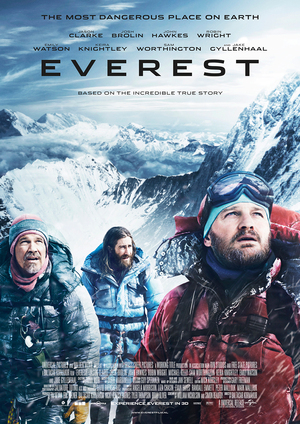 Póster de Everest