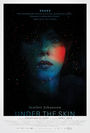 Cartel de Under the Skin