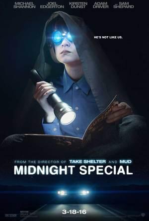 Póster de Midnight Special